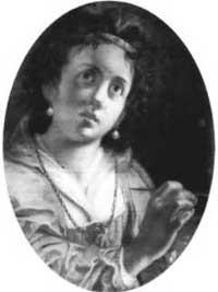 Retrato de Artemisia Gentileschi
