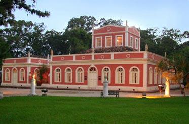 Casa da Baronesa dos Três Cerros (Museu da Baronesa)