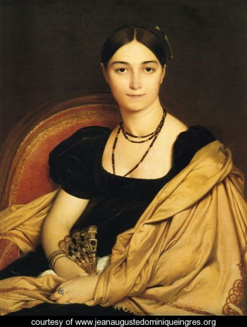 Ingres - Antonia D. de Nittis