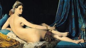 Ingres - A grande odalisca
